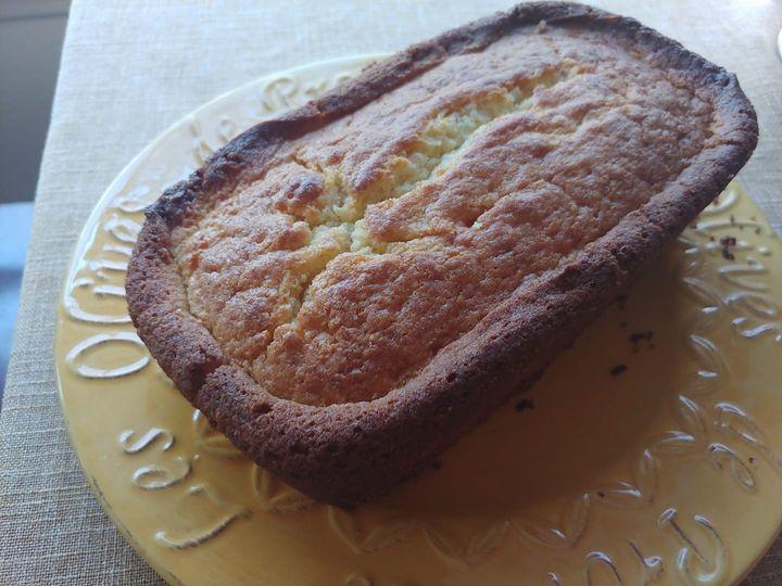 Laura Glendinning's Ricotta Pound Cake recipe.